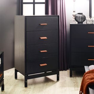 Ashton  4-Drawer Chest