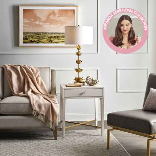 Miranda Kerr 956A815  End Table