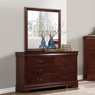 1230-130  Drawer Dresser