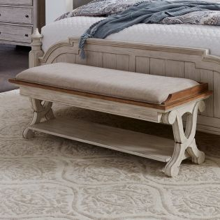 652-BR  Bed Bench